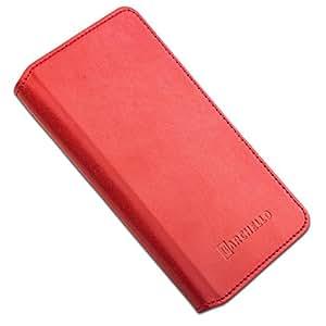 Barchello, diseño exclusivo, funda, estuche, funda para 5 iPhone/5S 100% cuero