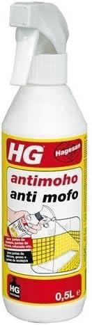 Hg - Anti Moho 0.5L: Amazon.es: Bricolaje y herramientas