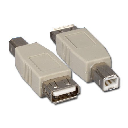 SANOXY® USB A Female to B Male Adapter