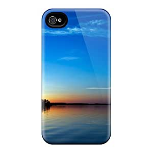 BxW20089rzuh Anti-scratch Cases Covers Luoxunmobile333 Protective Blue Sunset Cases Samsung Galaxy Note3