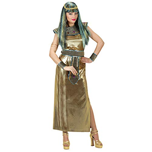Ladies Cleopatra Deluxe Costume Large Uk 14-16 For Egyptian Ancient Egypt Fancy]()