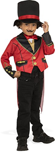 Rubies Costume Child's Ringmaster Costume, X-Small, (Circus Costumes For Babies)