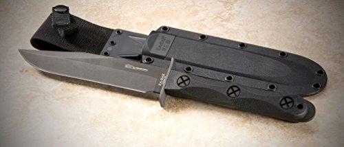 JOHN EK BOWIE EK45 MODEL 5 FIGHTING COMMANDO KNIFE by Ka-Bar
