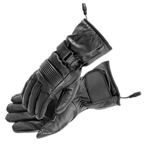 Firstgear Heated Rider Gloves - Large/Black