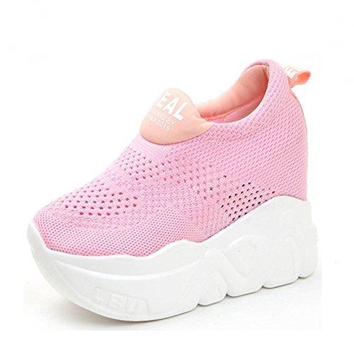 Chaussures Vulcanisées NGRDX La Baskets Chaussures Casual De Chaussures Sport De Pente Femme Respirante Femme Avec Des Léger amp;G naFrWnZ