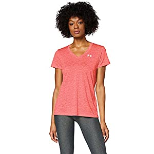 Best Epic Trends 41wf-z8WXYL._SS300_ Under Armour Women's Tech V-Neck Twist Short-Sleeve T-Shirt