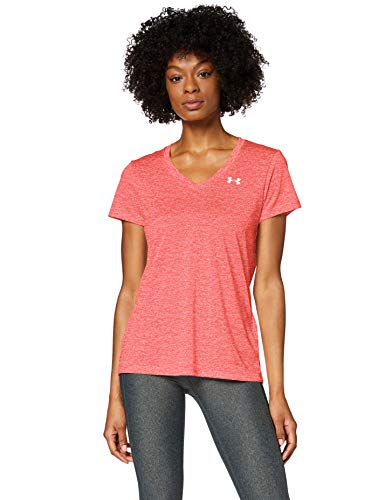 Under Armour Damen Kurzarmshirt Tech Ssv - Twist