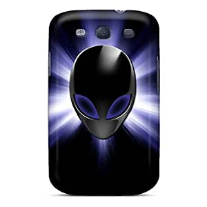 Samsung Galaxy S3 LvR15548LNnj Support Personal Customs Stylish Alienware Pictures Durable Hard Phone Case -IanJoeyPatricia