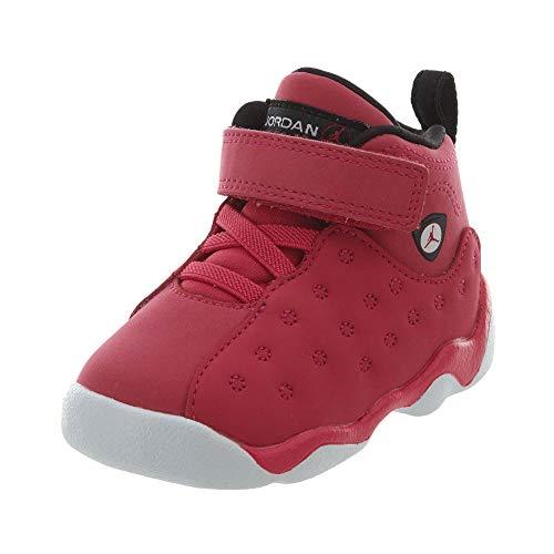 Jordan Toddler Jumpman Team II TD Rush Pink Black Dark Smoke Gry Size - Jordan Shoes Size 5 Toddler