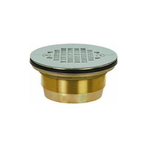 Sioux Chief No-Caulk Snap- in Shower Drain (827-2B)