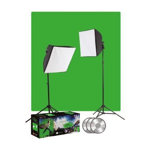 F.J. Westcott Co. Photo Basics 401 uLite Digital Lighting Kit