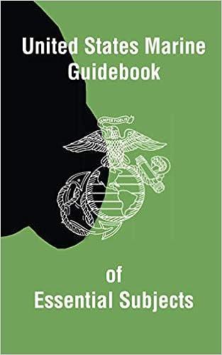 U S  Marine Guidebook of Essential Subjects: Pentagon U S