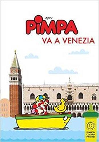 PIMPA VA A VENEZIA (Città in gioco) (Italian Edition) (Pimpa Books In Italian compare prices)