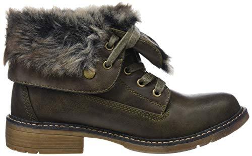 Bottes Classiques 64665 Kaki Refresh Vert Femme kaki OnPEqwx