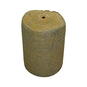 20 m Papel de yute de techo para colgar cesta y maletero de pared macetero (0,6 m de ancho)