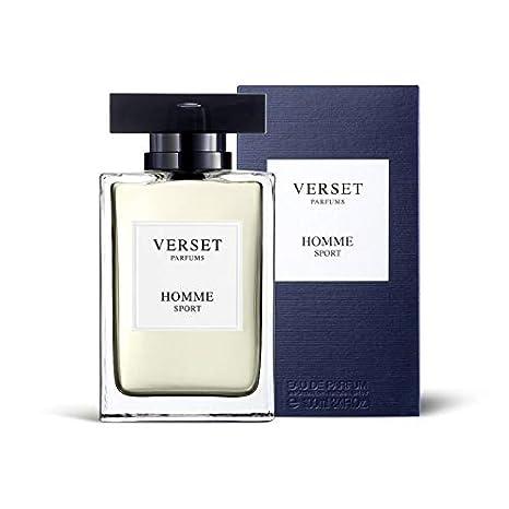 12918b32dde Verset Parfums Homme Sport Eau de Parfum 100ml Spray for Men  Amazon.co.uk   Beauty