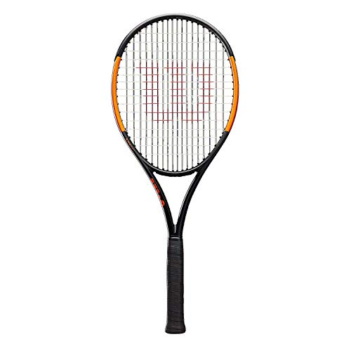 Wilson Burn 100LS Tennis Racket, 4 3/8