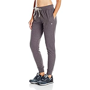Champion Women's French Terry Jogger, Granite Heather, L