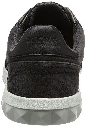 Diesel Castlerock Homme Black Baskets Studshean Noir S ZBzWxZn4