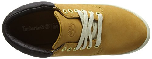 Timberland Flannery Ladies Chukka Boot With Collar UK7.5 EU41 US9.5 Wheat Nubuck BeutuGrTY