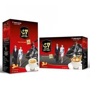 G7 3-in-1 Instant Premium Vietnamese Coffee, 100 Servings/Sachets Trung Nguyen SYNCHKG043871
