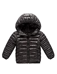 Toddler Baby Boy Kids Fashion Jacket Coat Thick Winter Warm Clothes