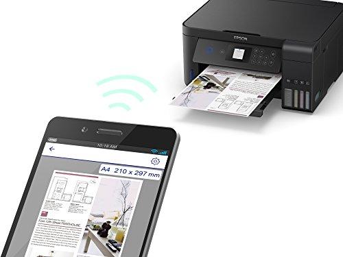 Epson EcoTank ET-2750 Stampante Inkjet 3-in-1, Stampa Fronte/Retro, Copia e Scansione, Connettività Wi-Fi e App, LCD da… 5 spesavip