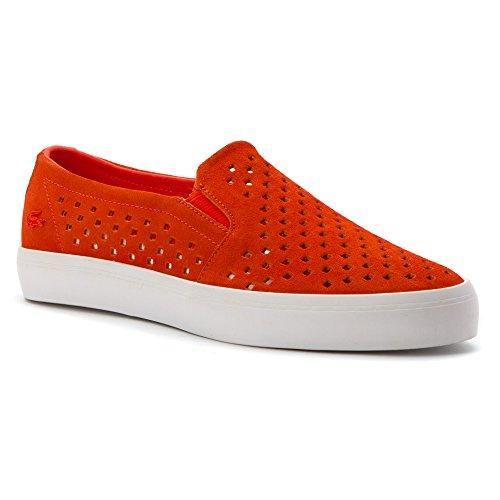 Lacoste Hombres Shua Strap Sk Moda Sneaker Blanco