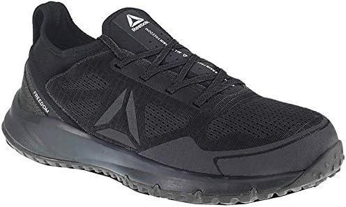 Reebok Reebok RB4090 Men's Steel Toe All Terrain Athletic Work Shoe Black