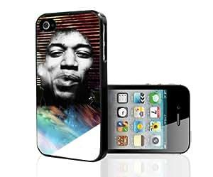 Jimi Hendrix Rock Music Phone Case (iPhone 4/4s)