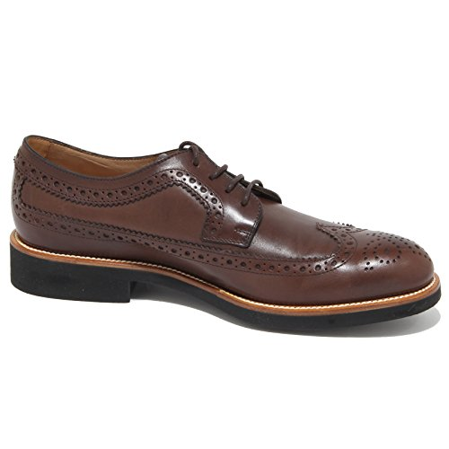 6893N scarpa TODS DERBY marrone scarpe uomo shoes men Marrone