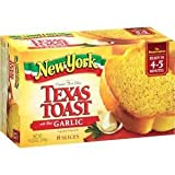 NEW YORK TEXAS GARLIC TOAST 11.25 OZ PACK OF 3