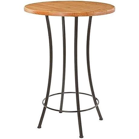 Bistro Bar Table 36 In Wood Oxblood Oak 204999 OG 69169 O 277110 OG 143010 O 761259
