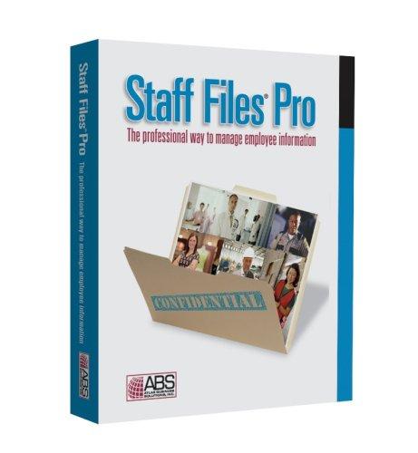 Staff Files Pro 6.0