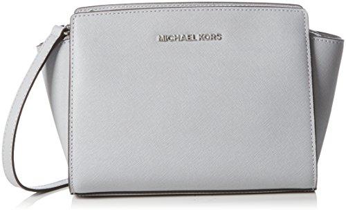 Michael Kors Grey Handbag - 3