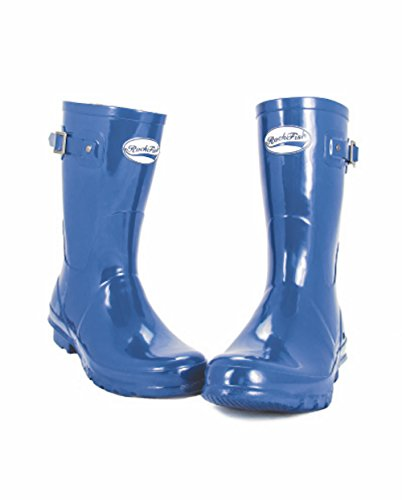 Guarantee Inc Award Gloss Month Blue Boot Free Super Delivery Boots Short Wellington Rockfish Mykonos 12 Comfy Winning 6nq6CrxwO