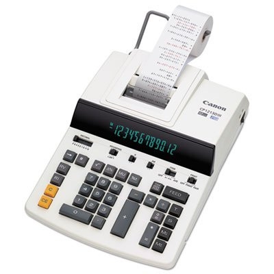 CANON 9933B001 CP1213DIII Desktop Printing Calculator by Canon