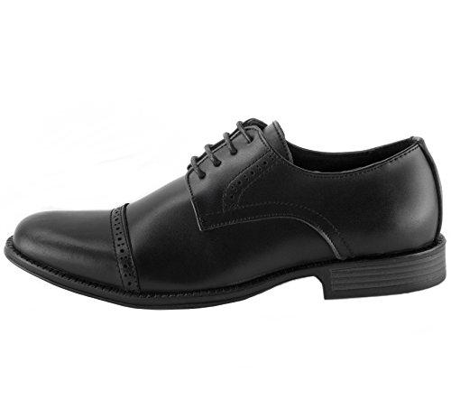 Versatile Men Dress Shoes Brogue