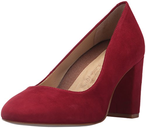Culle Da Passeggio Womens Matisse Pump Rosso Scamosciato