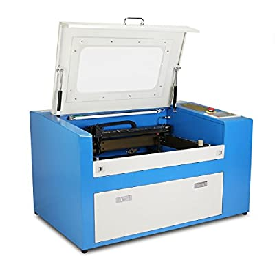 CNCShop 50W Laser Cutting Machine, Carving Tools, Artwork Milling, Woodworking, Engraving