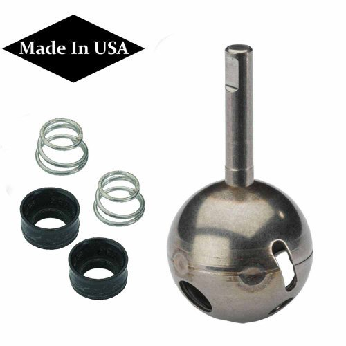 - Replacement For Delta RP70 Stainless Ball Stem + RP4993 Seats & Springs by WholesalePlumbing