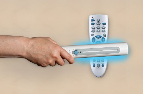 Verilux CleanWave Portable Sanitizing Travel Wand – UV-C Technology – Kills Germs and Bacteria