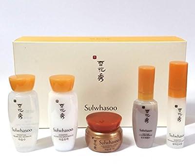 [Sulwhasoo] Basic Kit (5 items) / Korean Herbal Skin Care Set / Korean Cosmetics