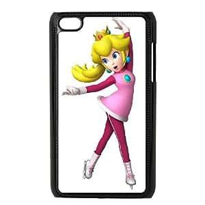 iPod Touch 4 Case Black Super Smash Bros Princess Peach OJ590477