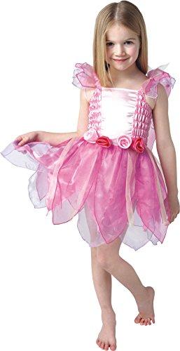 Jason Party Girls' Fairy Dress Pink 2-4 Years (Jason Fancy Dress)