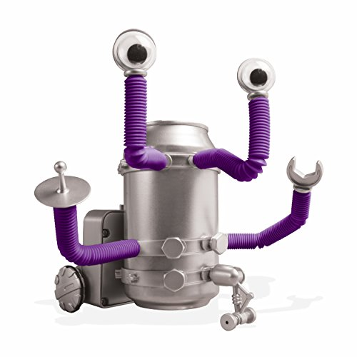 Pop Can Robot Science Kit Wonderology