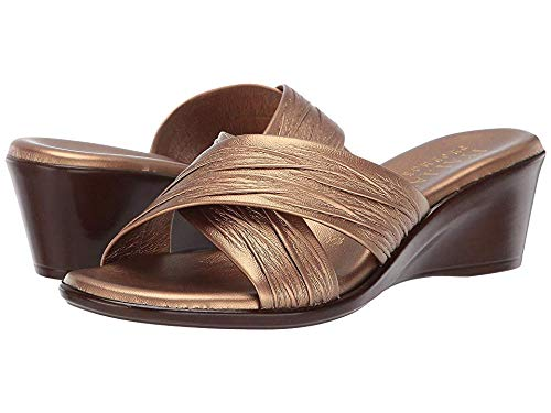 ITALIAN Shoemakers Women's Kenny Bronze 9 M US