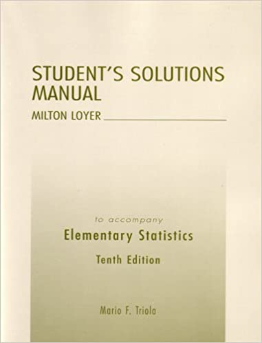 Amazon elementary statisticselementary statistics students amazon elementary statisticselementary statistics students solutions manual 10th edition 9780321369185 mario f triola books fandeluxe Image collections