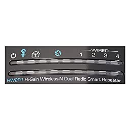 Hawking Technology Dual Radio Smart Repeater (HW2R1)