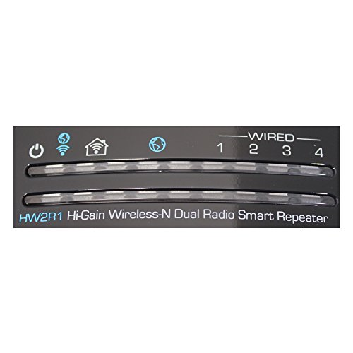Hawking Technology Dual Radio Smart Repeater (HW2R1) by Hawking Technology (Image #4)